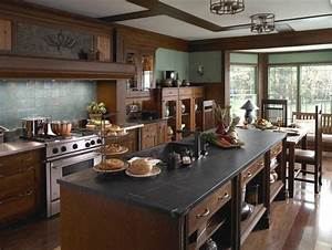best 25 craftsman style interiors ideas on pinterest With kitchen cabinet trends 2018 combined with ny giants wall art