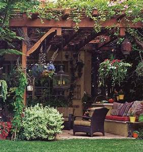 22 backyard patio ideas that beautify backyard designs for How to decorate a backyard