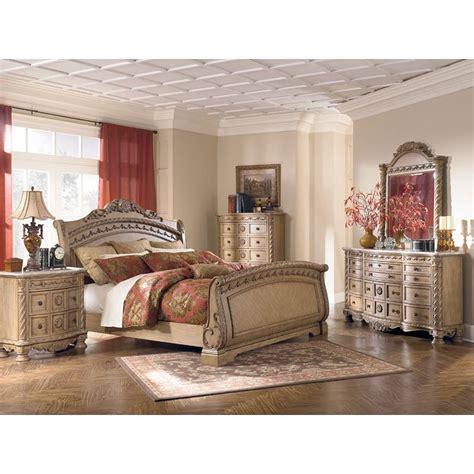 Coastal Bedroom Furniture Sets by South Coast Sleigh Bedroom Set Millennium Furniture Cart