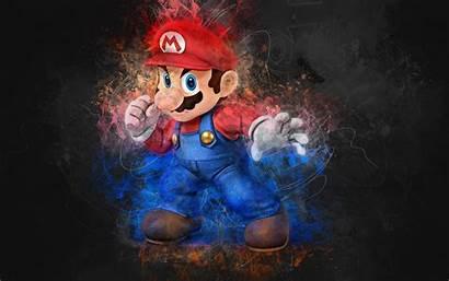 Mario 4k Artwork Wallpapers 3k Backgrounds Macbook