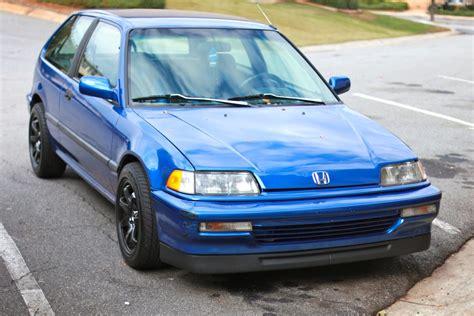 Skinnyatl 1990 Honda Civicdx Hatchback 2d Specs, Photos