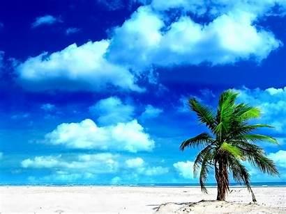 Desktop Beach Wallpapers Backgrounds Background Beaches Screensavers