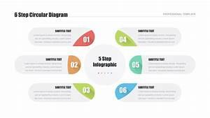 Keynote Circular Process Flow Diagram Template