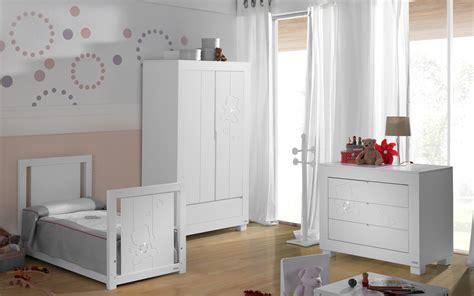 chambres bébé chambre bébé blanche