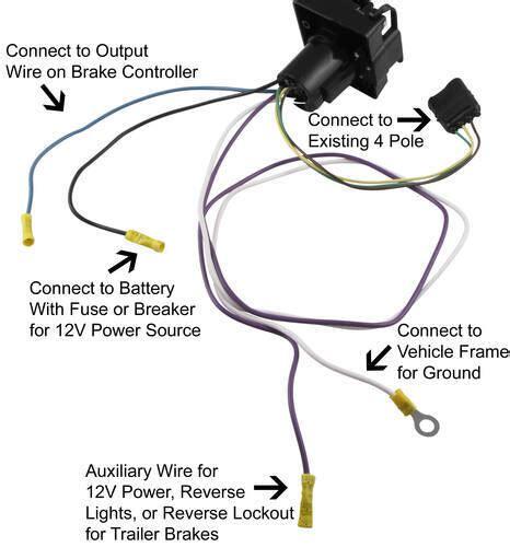 adapter  pole   pole   pole hopkins wiring