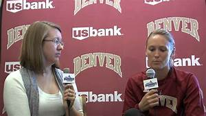 DU Weekly Check-In with women's tennis head coach ...