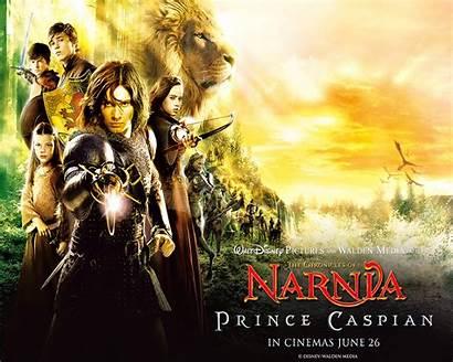 Narnia Caspian Prince Monde Chronicles Chapitre Lucy