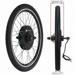 Voilamart, 26, U0026quot, Rear, Wheel, Electric, Bicycle, Conversion, Kit