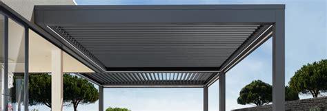 pergola aluminum avec lames orientables pour votre maison devis gratuit