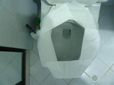 de l hygiène des toilettes en voyage