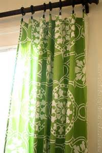 Sliding Glass Door Panel Curtains
