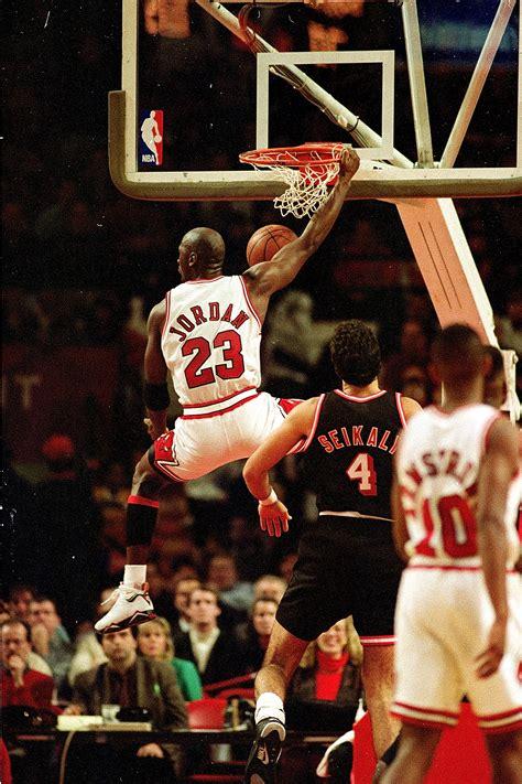 Michael Jordan Bulls Basketball