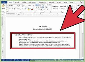 how to format a resume for an applicant tracking system ats With automatic tracking system resumes