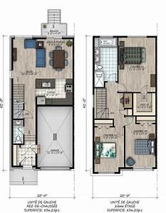 Ordinary plan gratuit de maison 5 maison de ville for Plan de maison neuve 7 maison de ville aylmer manoir lavigne alexma construction