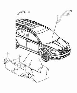 Dodge Journey Wiring  Body