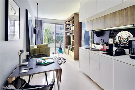 One Bedroom Condo Design Singapore by House Tour 50 000 Renovation For This One Bedroom Condo