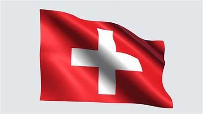 Flag Switzerland Transparent Clip Waving Shutterstock Visually