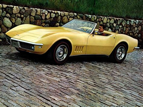 corvette stingray c3 sketchbook historic cars pictures 1963 america gm