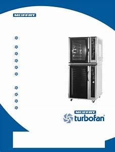 Moffat Convection Oven E35 Series User Guide