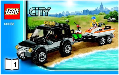 police jeep instructions suv with watercraft instructions 60058 city