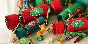 Fabriquer Un Calendrier De L Avent : fabriquer un calendrier de l 39 avent fa on de crackers ~ Nature-et-papiers.com Idées de Décoration