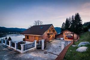 chalet grand standing avec piscine interieure chauffee With location chalet avec piscine interieure