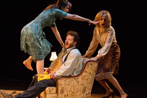 Review The Norman Conquests (soulpepper)  Mooney On Theatre