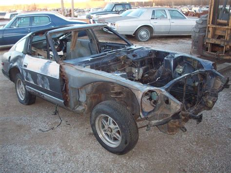 Datsun 280zx Parts by 1983 Datsun 280zx Parts Car