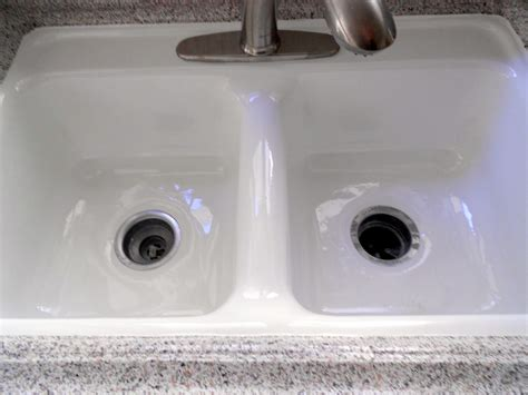 kitchen sink reglazing cost before after photos finish pro bathtub refinishing