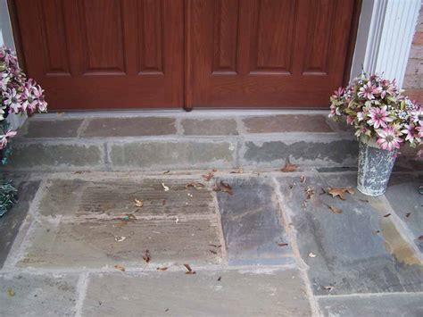 repairing your flagstone patio flagstone walkway or steps
