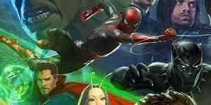 Avengers 3 Feels Like Biggest Film Ever   Screen Rant