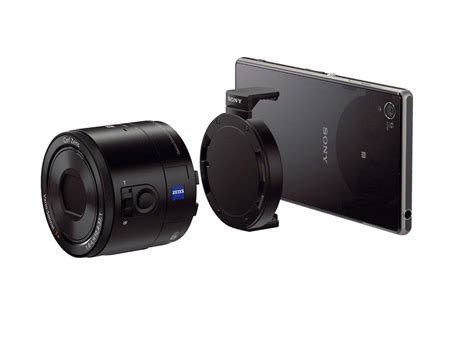 sony qx10 and qx100 lens cameras arrive for pre order android community