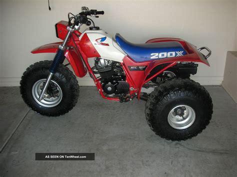 1985 Honda 200x
