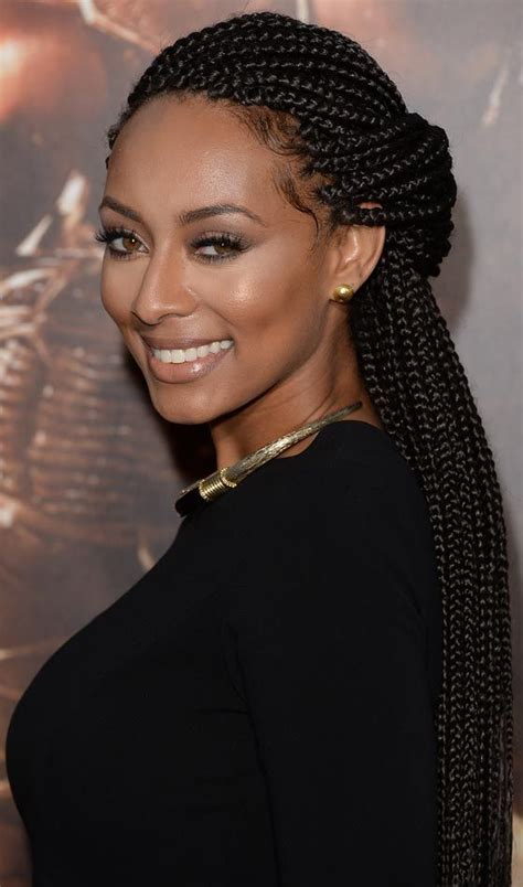 beautiful braided updos  black women braids