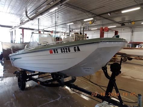 1970 Crestliner Boat crestliner muskie 1970 for sale for 895 boats from usa