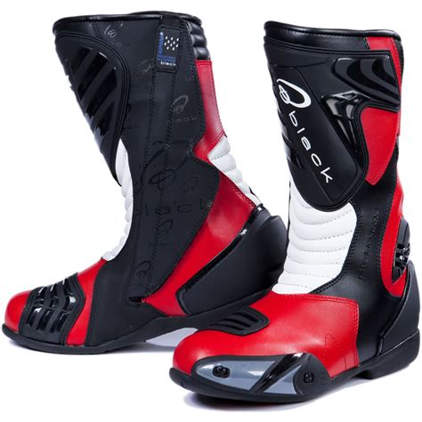 sport motorcycle shoes black zero waterproof sport racing motorcycle motorbike
