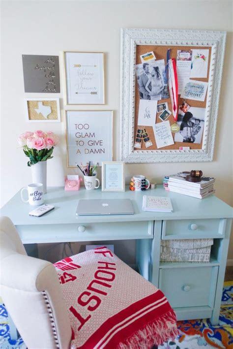 office desk decorations ideas  pinterest