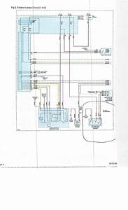 External Lights Wiring Diagram