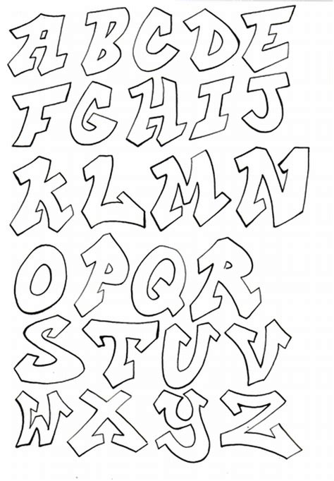 cool letter fonts how to draw cool alphabet letters photography graffiti 22738