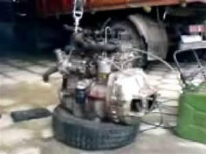 Perkins Ad3 152 Ur Diesel Engine Silnik Massey Ferguson Mf