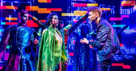 Review: Be More Chill (The Other Palace)   WhatsOnStage