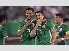 Lista la convocatoria de la Selección Mexicana que