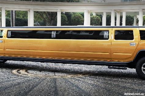 Get A Limo by Hummer Limo Wedding Car Hire Brisbane Get Hummered
