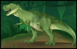 Tyrannosaurus Rex Dinosaur Drawing