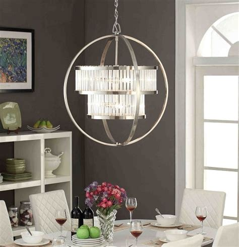 brushed nickel dining room light 11 brushed nickel dining room light fixtures amazing ideas