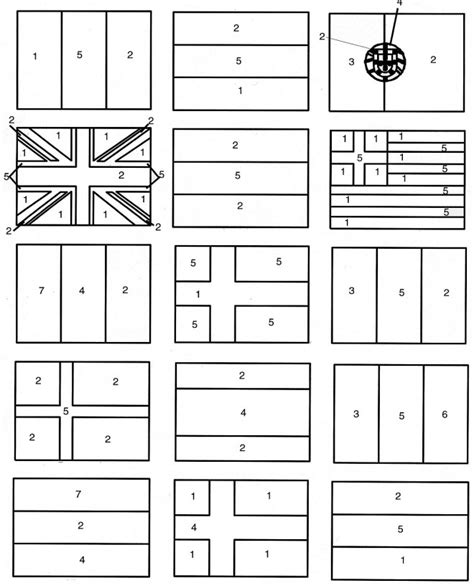 coloriage drapeau europe dessin gratuit  imprimer