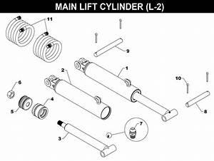 Westendorf Loader Parts