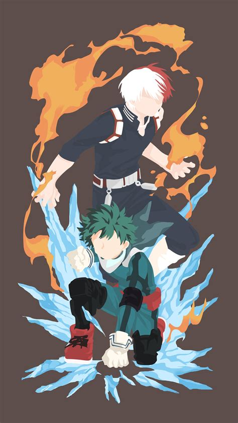 We have a massive amount of hd images that will make your computer or smartphone look absolutely fresh. Free download My Hero Academia Todoroki Wallpaper ~ Ameliakirk