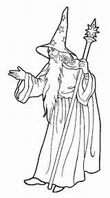 Brujos Dibujo Wizard Oz Colorear Coloring Brujo Zauberer Bueno Dibujos Dibujar Brujas Malos Imagenes Magician Malvorlagen Duendes Infantiles Magia Imagen sketch template