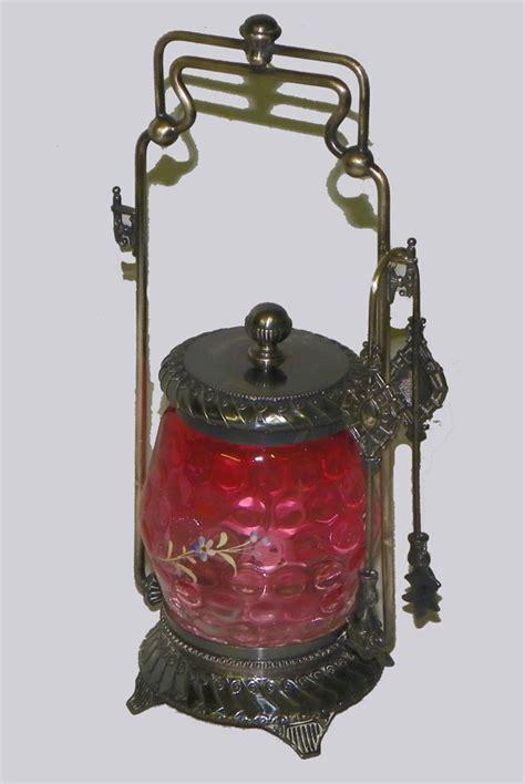 Bargain John's Antiques   Antique Victorian Pickle Castor